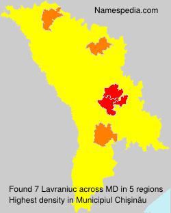 Lavraniuc