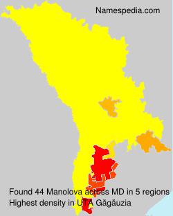 Manolova - Moldova