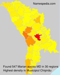 Marian - Moldova