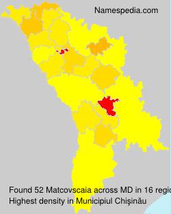Matcovscaia
