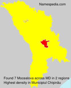 Mocealova