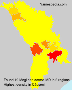 Mogildan