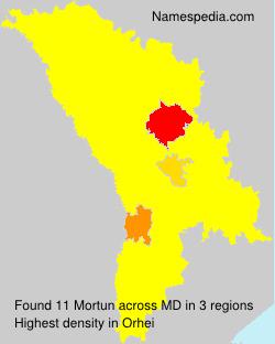 Mortun - Moldova