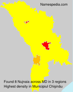 Nujnaia - Moldova