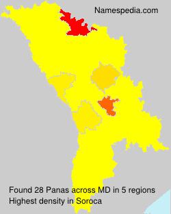 Panas - Moldova
