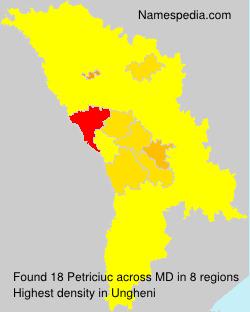 Petriciuc - Moldova