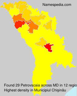 Petrovscaia