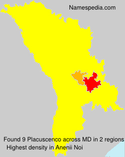 Placuscenco - Moldova