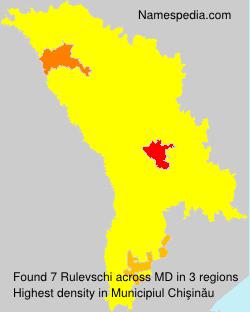 Rulevschi - Moldova