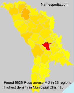 Rusu - Moldova