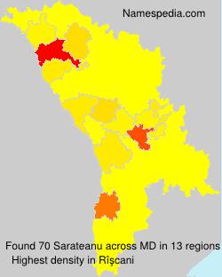 Sarateanu - Moldova
