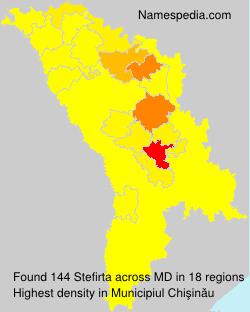 Stefirta - Moldova
