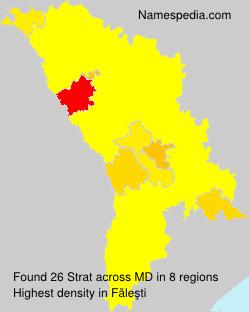 Strat - Moldova