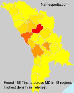 Tirsina