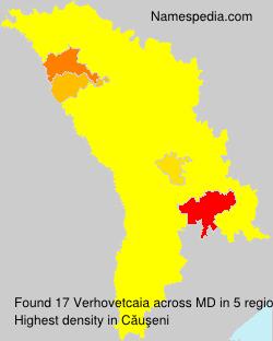 Verhovetcaia - Moldova