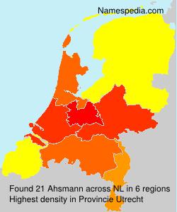 Ahsmann