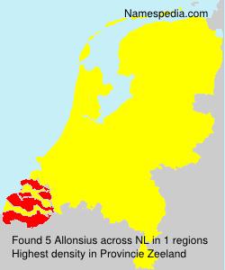 Allonsius