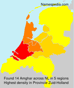 Surname Amghar in Netherlands