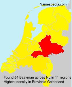 Baakman - Netherlands