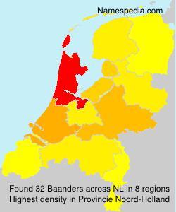 Baanders