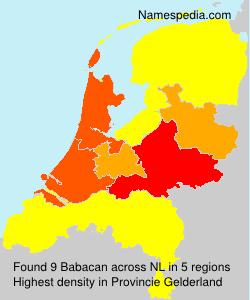 Babacan - Netherlands