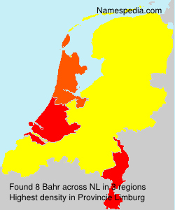 Bahr - Netherlands