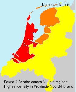 Bander - Netherlands