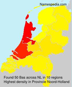 Bas - Netherlands