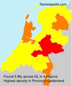 Bly - Netherlands