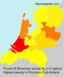Borreman