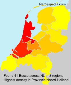Busse - Netherlands