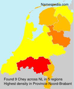 Chey - Netherlands