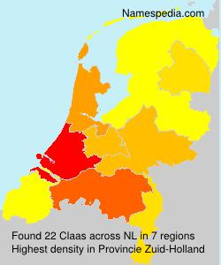 Claas - Netherlands