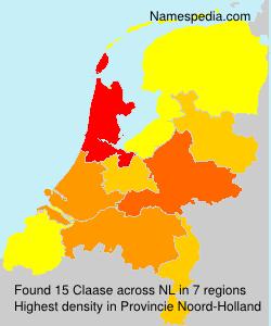 Claase - Netherlands