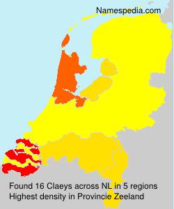 Claeys - Netherlands
