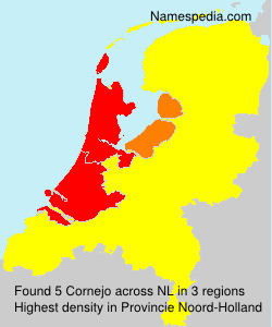 Surname Cornejo in Netherlands