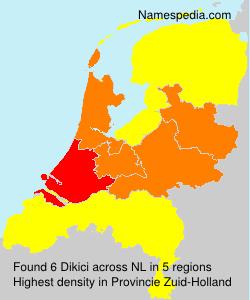 Dikici - Netherlands