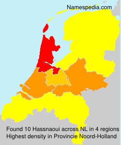 Hassnaoui - Netherlands