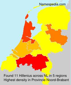Hillenius