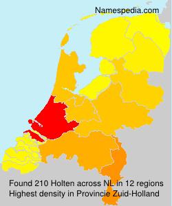 Holten Names Encyclopedia