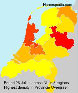 Julius - Netherlands