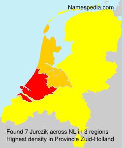 Surname Jurczik in Netherlands