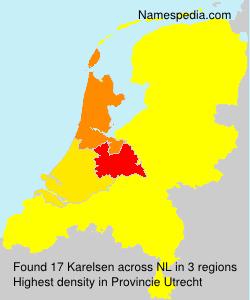 Karelsen