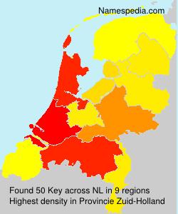 Key - Netherlands