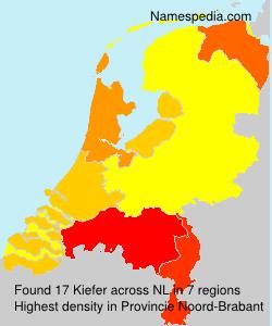 Kiefer - Netherlands