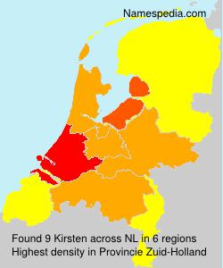 Kirsten - Netherlands
