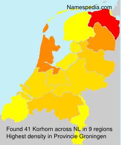 Korhorn