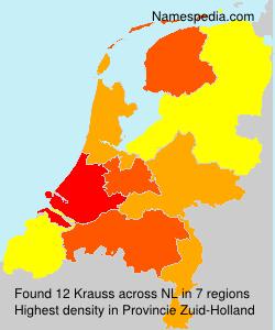 Krauss - Netherlands