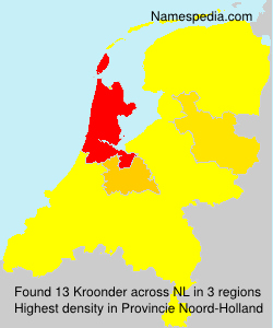 Kroonder - Netherlands