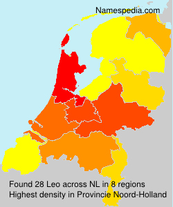 Surname Leo in Netherlands